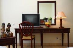Chambres d'hôtel Images libres de droits