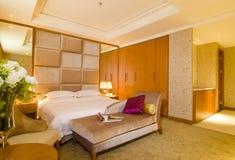 Chambres d'hôtel Photographie stock libre de droits