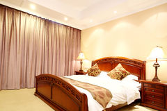 Chambres d'hôtel Photo libre de droits