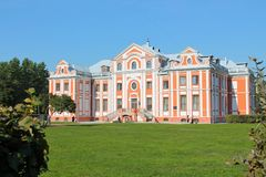 Chambres de Kikiny à St Petersburg photographie stock libre de droits