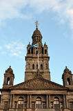 Chambres de ville en George Square, Glasgow, Ecosse Images libres de droits