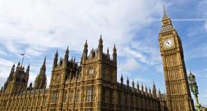 Chambres du Parlement Images libres de droits