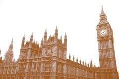 Chambres du Parlement Images stock