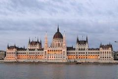 Chambres du Parlement, Budapest photo libre de droits