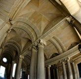Chambres fortes d'une rampe dans l'auvent Image libre de droits