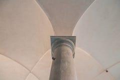 Chambres fortes et colonne croisées Image libre de droits