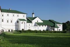 Chambres hiérarchiques dans Suzdal, Russie Photographie stock libre de droits