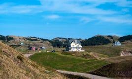 Chambres sur la côte Photos libres de droits
