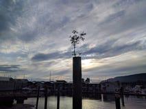 Chambres sur le bord de mer à Vancouver photo libre de droits
