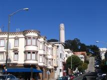 Chambres victoriennes à San Francisco Photo libre de droits