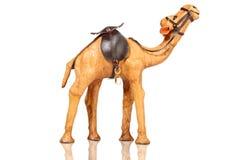 Chameau de couleur brune, souvenir du Dubaï photographie stock