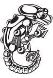 Chameleon royalty illustrazione gratis