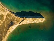 Chameleon peninsula in Crimea Royalty Free Stock Photos