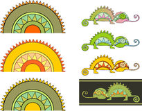 Chameleon2 Stock Afbeeldingen