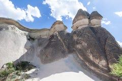 Chaminé feericamente Cappadocia Imagens de Stock