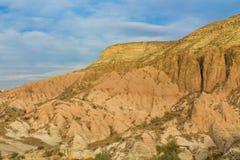 Chaminés feericamente em Cappadocia Imagem de Stock Royalty Free