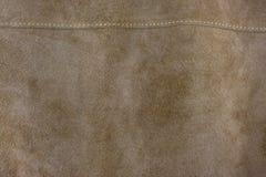 Chamois leather background Stock Photo