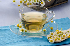 Chamomile Herbal Tea Stock Photos