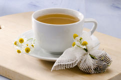 Chamomile Herbal Tea Royalty Free Stock Photography
