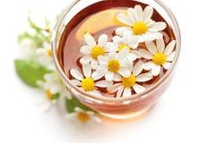 Chamomile herbata Fotografia Royalty Free