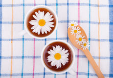 Chamomile tea. Royalty Free Stock Photo