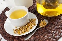 Chamonile-Tee Stockfotos