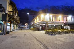 Chamonix Royalty Free Stock Image