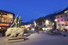 Chamonix Stock Images