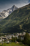 Chamonix, France Stock Photography