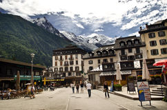 Chamonix, France Royalty Free Stock Photo