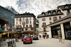 Chamonix, France Royalty Free Stock Image