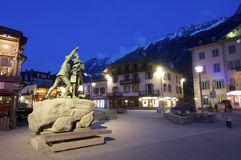 Chamonix Stock Photos