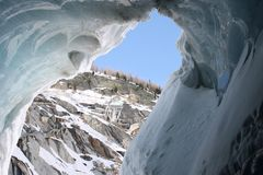 Chamonix Stock Photography