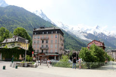 Chamonix, France Stock Photos