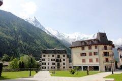 Chamonix, France Stock Images