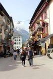 Chamonix, France Royalty Free Stock Photo