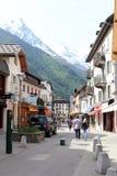 Chamonix, France Stock Photography