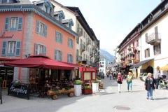 Chamonix, France Stock Image