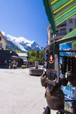 Chamonix-France Stock Image