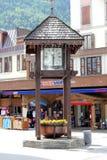 Chamonix, Francia Fotografia Stock