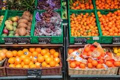 Chamonix, Francia - frutas Imagenes de archivo