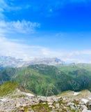Chamonix Frankreich Stockfotos