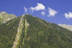Chamonix Le Mont-Blanc Stock Image