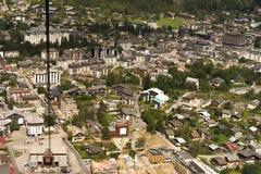 Chamonix-mont-BLANC Royalty-vrije Stock Foto's