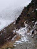 Chamonix-Mont-Blanc fotografia stock libera da diritti