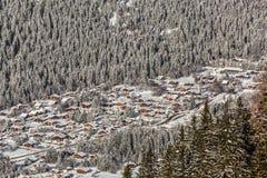 Chamonix Mont Blanc, France Stock Image