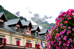 CHAMONIX-MONT-BLANC Stock Photos