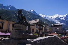 Chamonix Royalty Free Stock Images