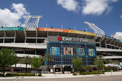 Champ d'EverBank Photo stock