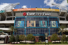 Champ d'EverBank Photos stock